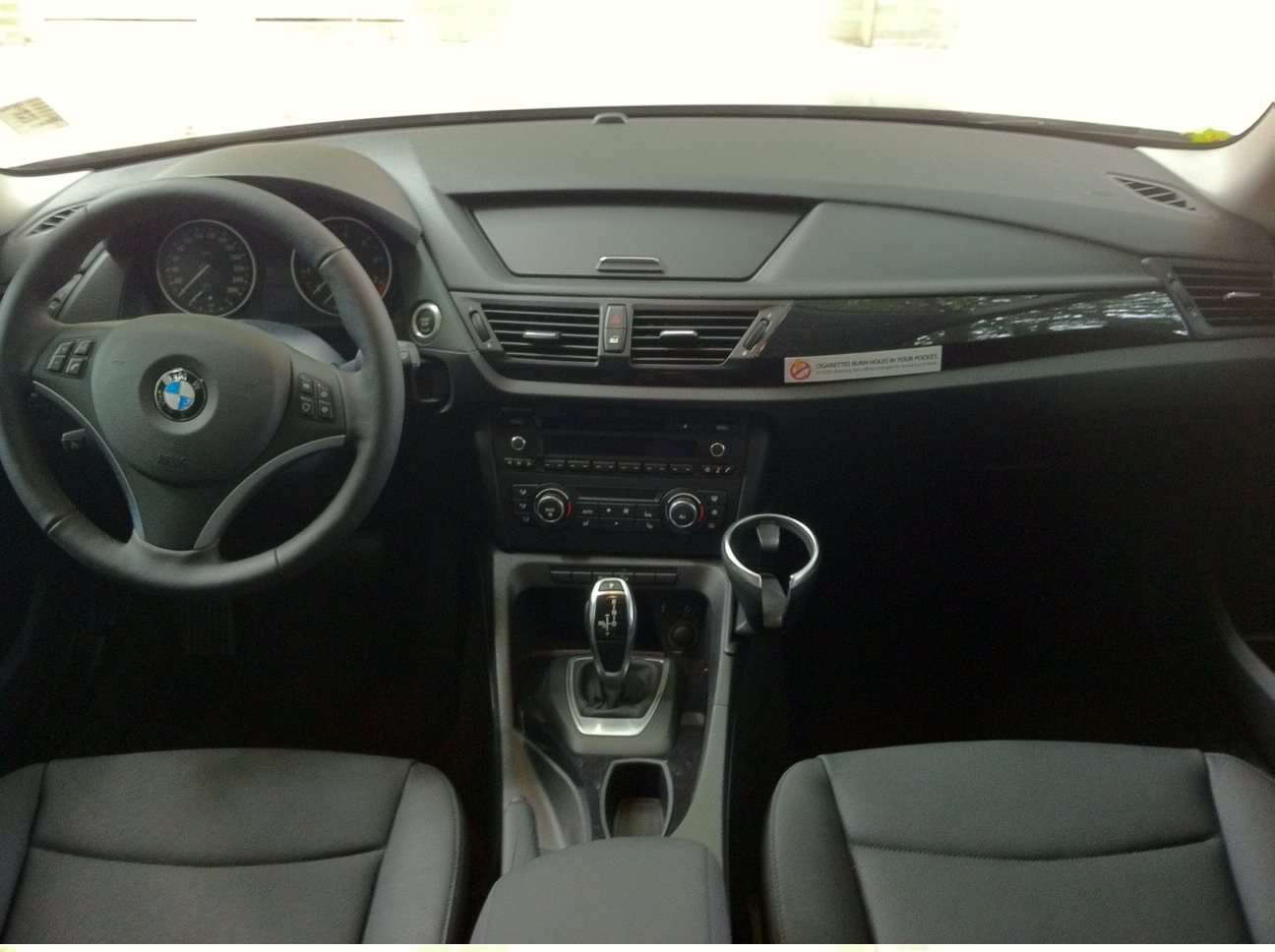 Bmw X1 Interior Talepipes