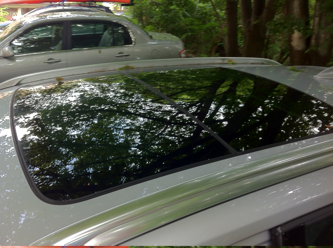 Bmw X1 Panoramic Sunroof Talepipes