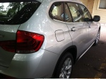 BMW X1 rear side