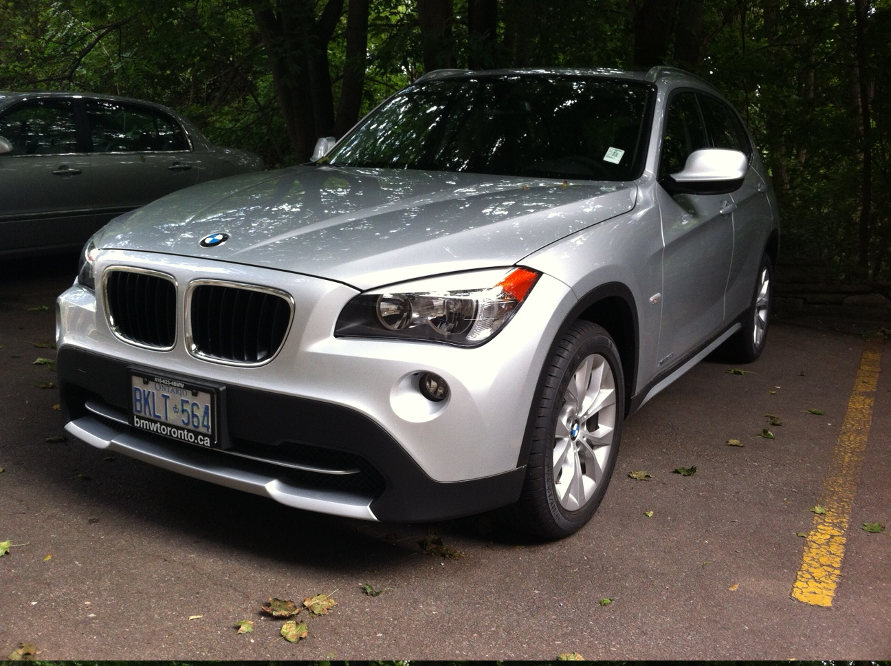 2012 bmw x1 xdrive 28i review a potent little ute talepipes. Black Bedroom Furniture Sets. Home Design Ideas